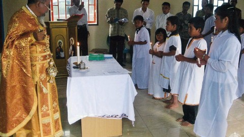 Baptisms in Indonesia